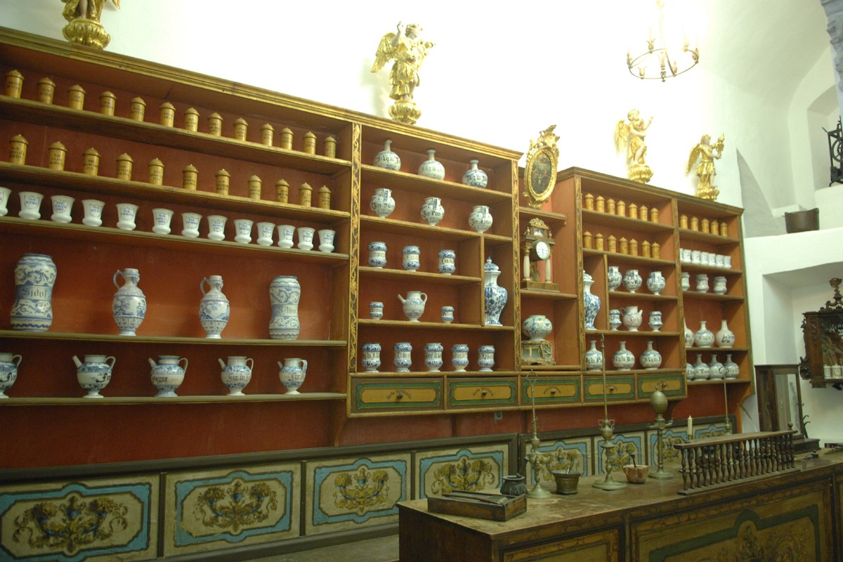 Old Dubrovnik pharmacy