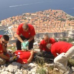 The Mountain Rescue Service of Dubrovnik