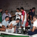Dubrovnik Football Summit party