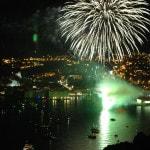 Dubrovnik Summer Festival opening fireworks
