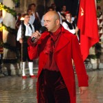 Opening ceremony of the 63rd Dubrovnik Summer Festival