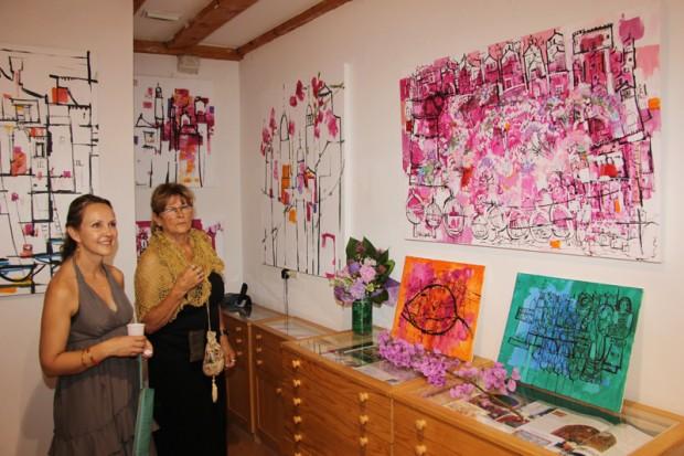Romana Milutin Fabris Exhibition