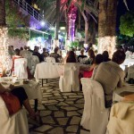 Palm Garden of Hotel Excelsior