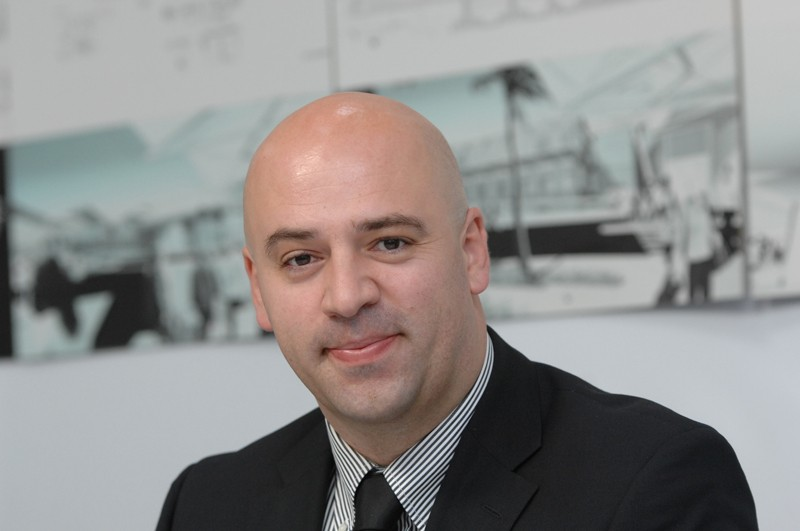 Roko Tolić, manager of Dubrovnik Airport
