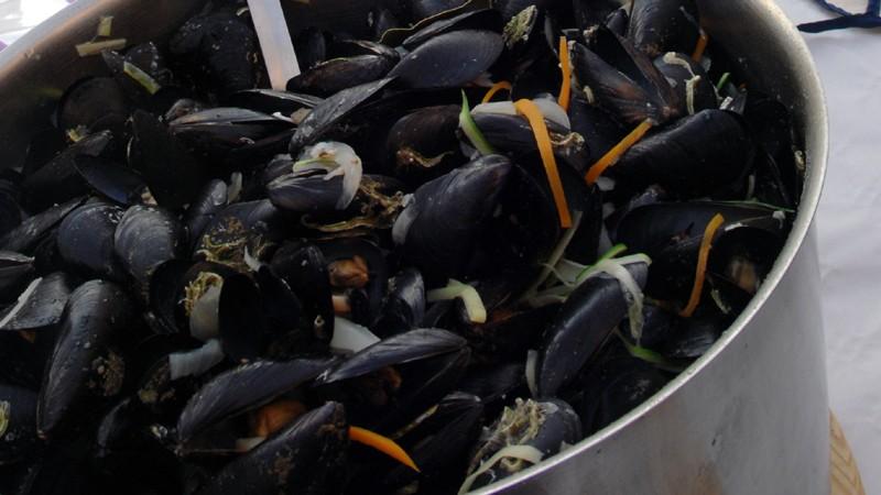 Mussels Buzara