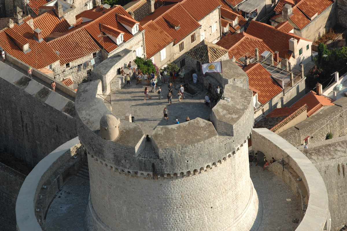 City Walls - Minčeta