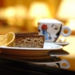 Afternoon tea at Hilton Imperial Hotel