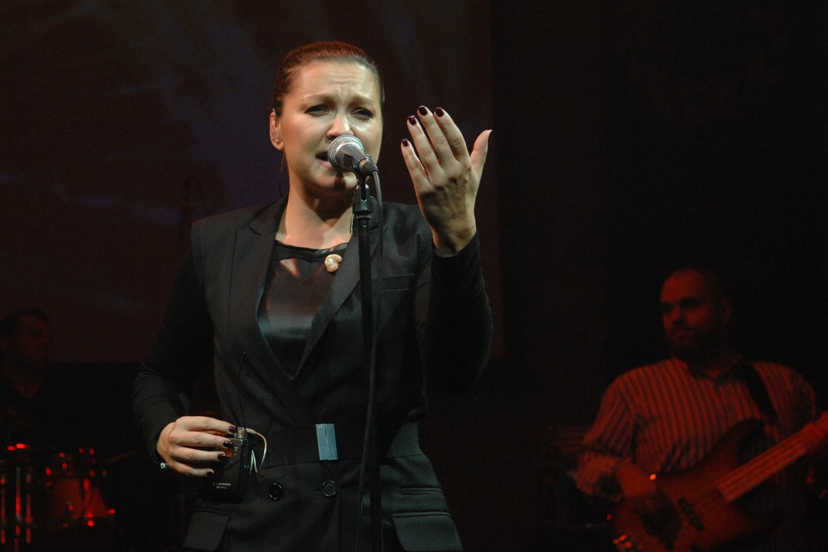 Nina Badrić @ Culture Club Revelin Dubrovnik