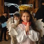 Christmas nativity Dubrovnik