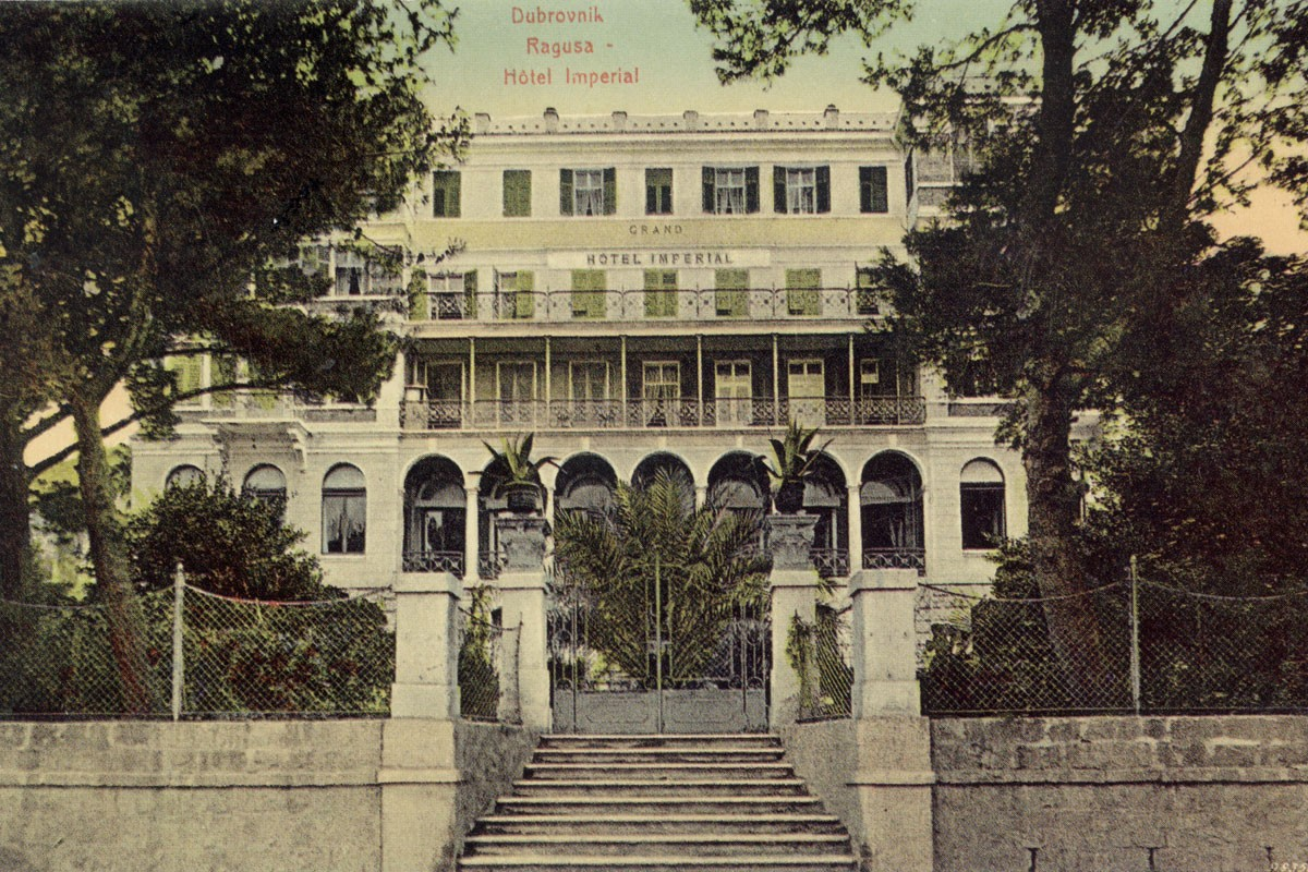 Grand hotel Imperial Dubrovnik