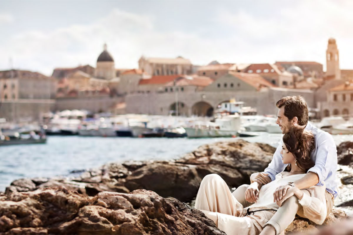 Adriatic Luxury Hotels Launch New Campaign Just Dubrovnik