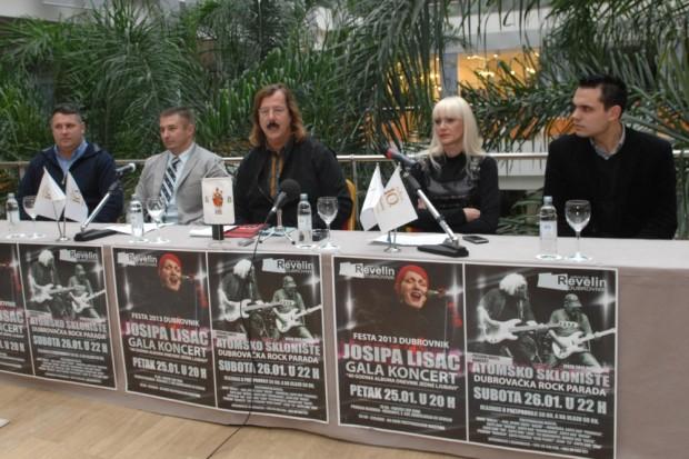 Festa 2013 press conference