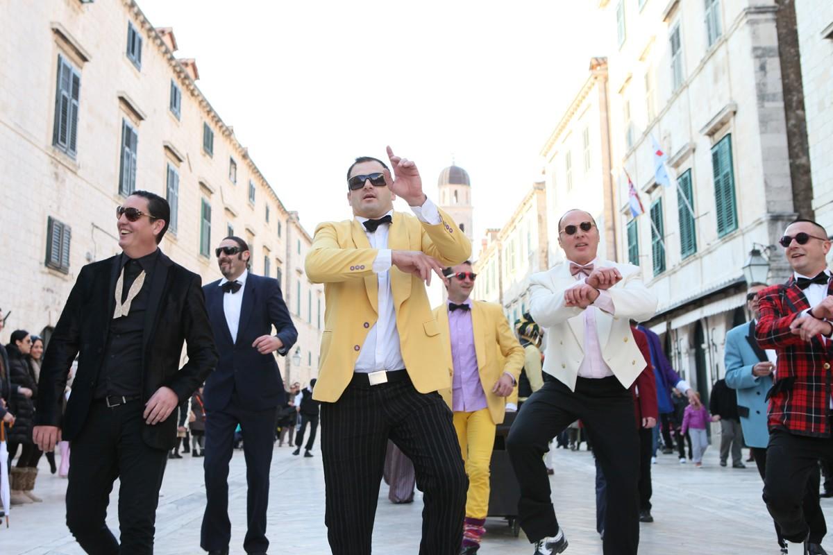 Župa Carnival Comes to Dubrovnik