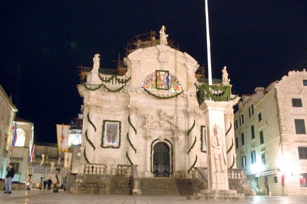 The Church of St Blaise