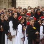 Kandelora - Candlemas in Dubrovnik