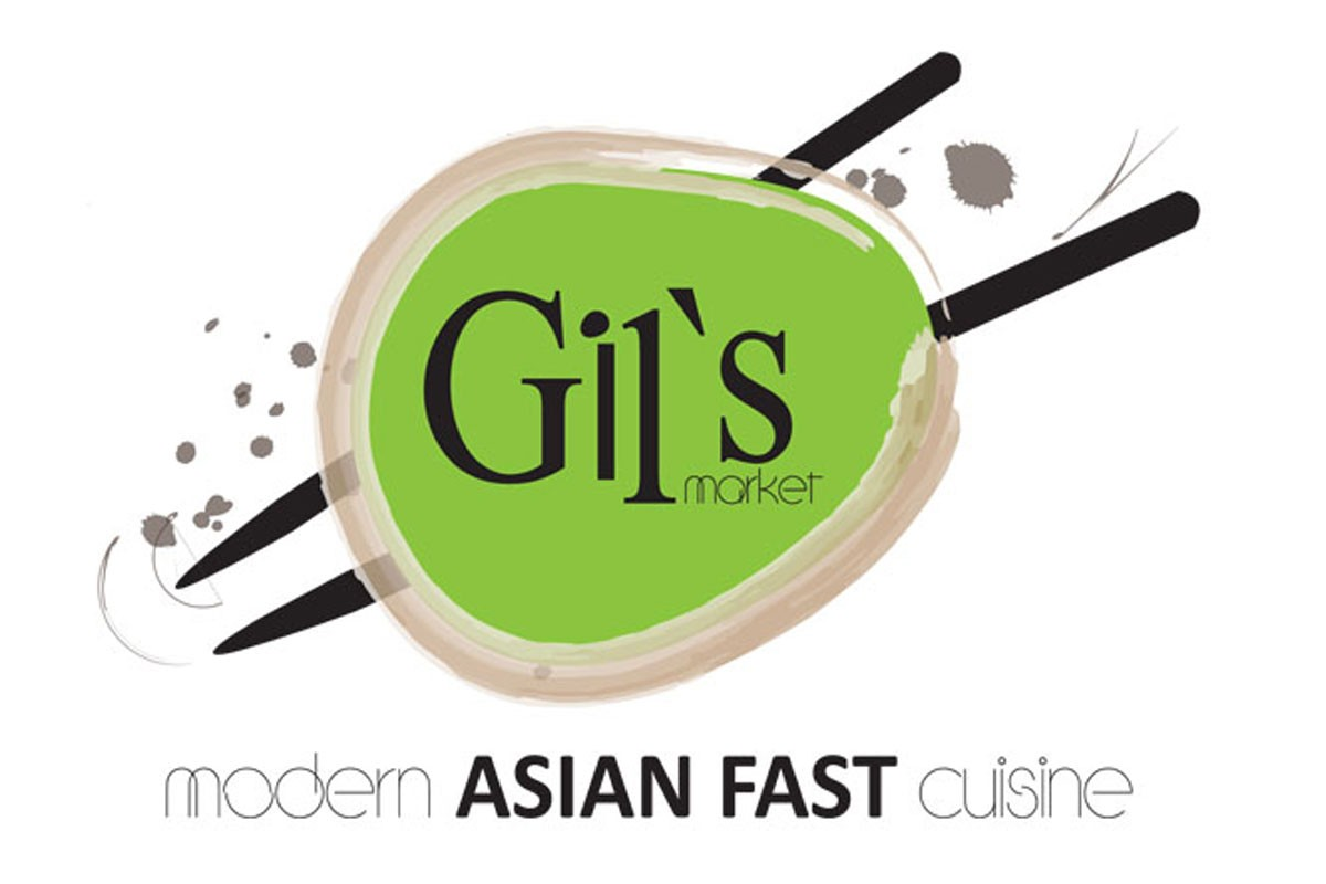 Gilles Camilleri - Modern asian fast cuisine