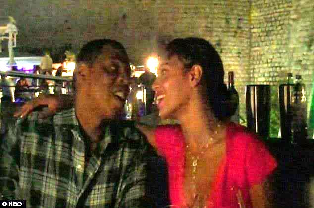 Beyonce and Jay-Z in Dubrovnik
