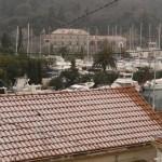 Snow in Dubrovnik