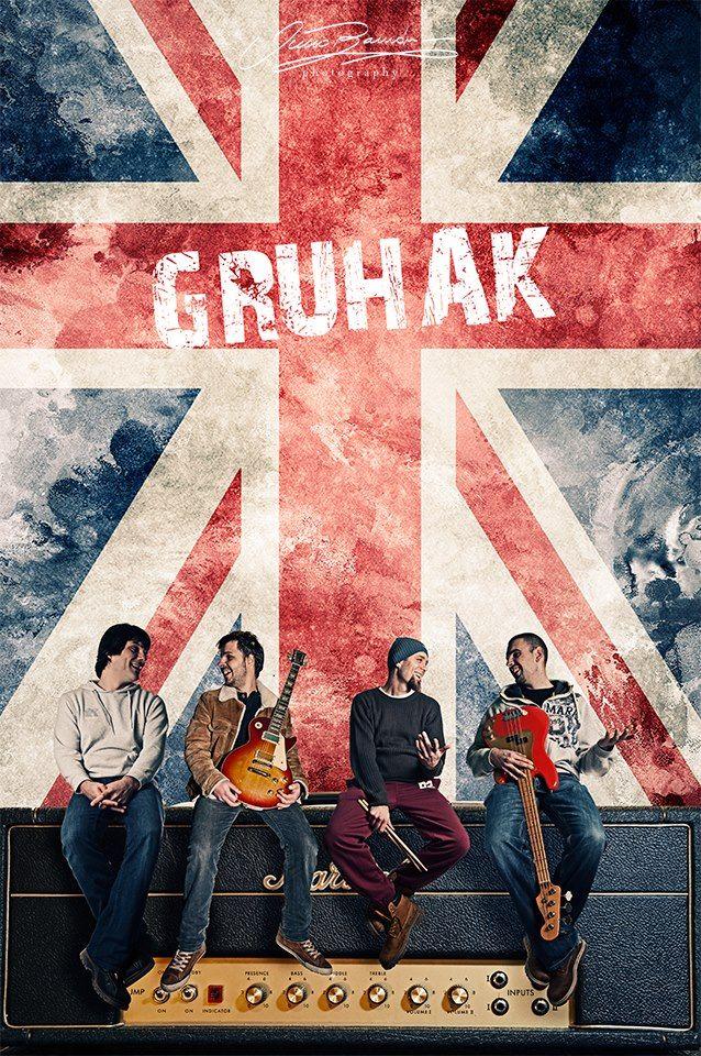 Gruhak On Tour in London