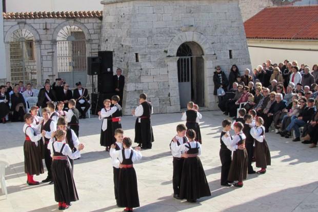 Kumpanija Dancers in Vela Luka