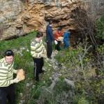 Volunteers Help Park Orsula in Dubrovnik