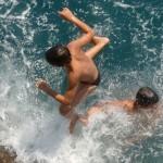 Sea in Dubrovnik