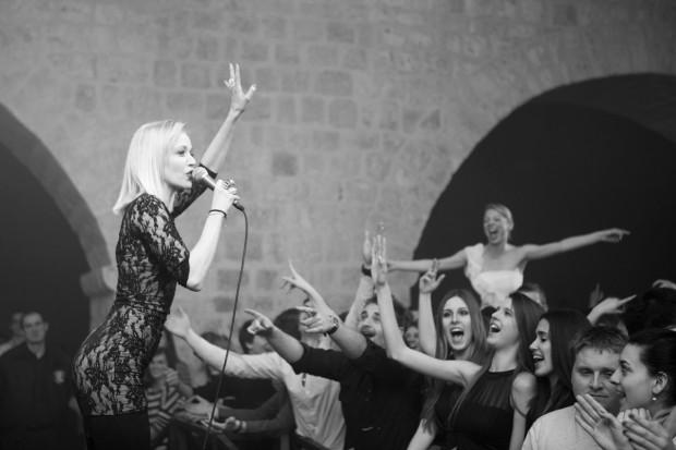 Jelena Rozga live @ Culture club Revelin