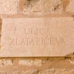 Dominko Zlataric Street
