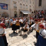 May Day Celebrations In Dubrovnik