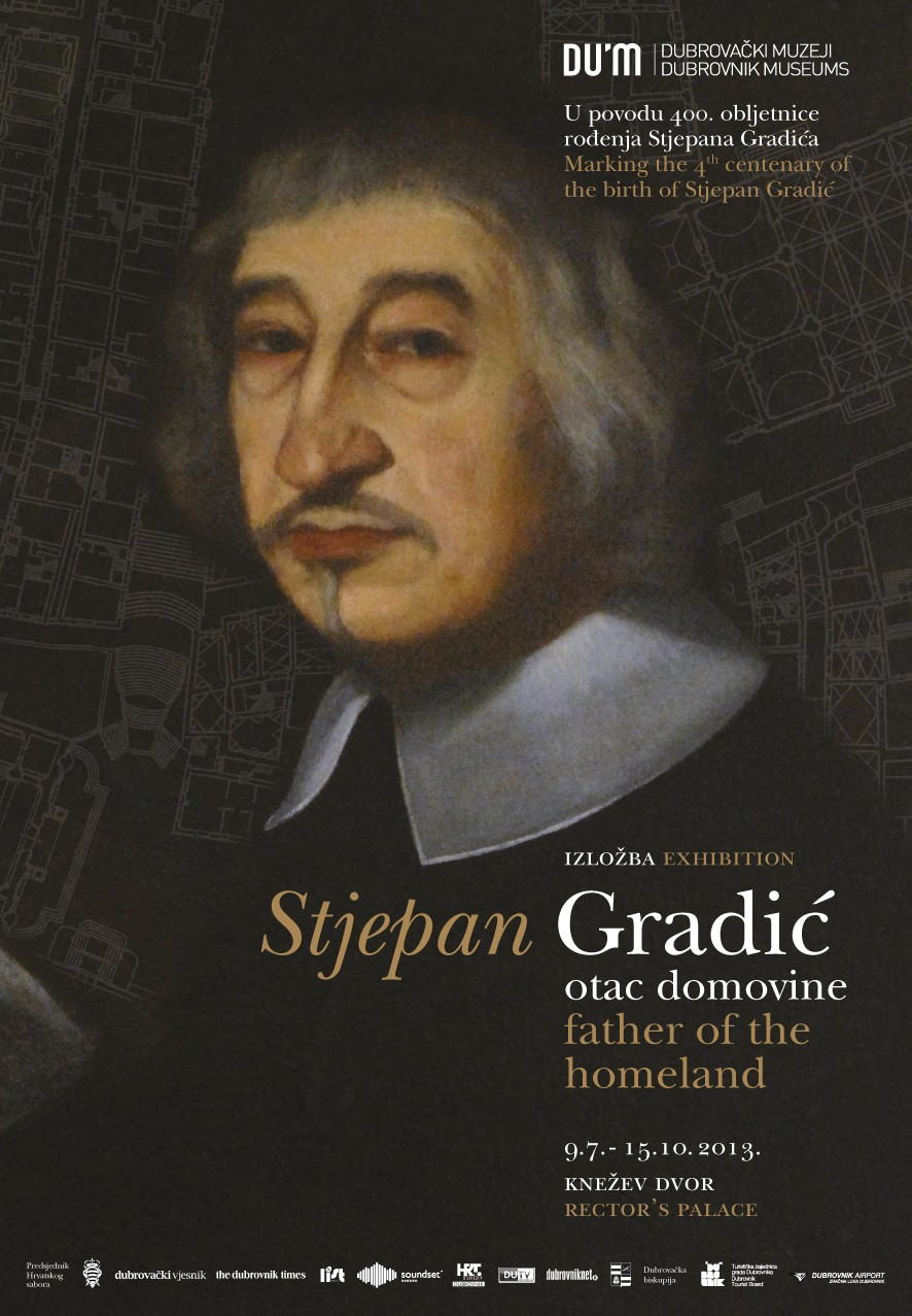 Stjepan Gradić Exhibition @ Rector's Palace