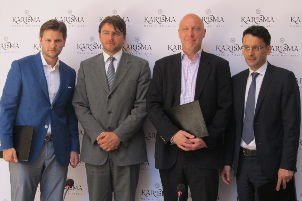 TUI And Karisma Hotels Sign Agreement In Dubrovnik