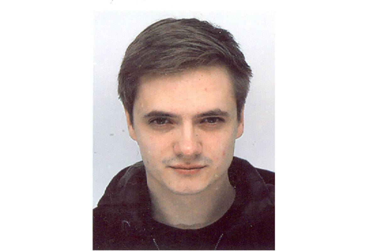 German Tourist Philipp Hochhuth Missing