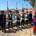 Guards Return To Dubrovnik Old Town