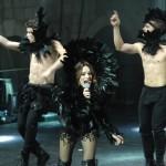 Huge Concert On Stradun To Mark EU Entry with Severina