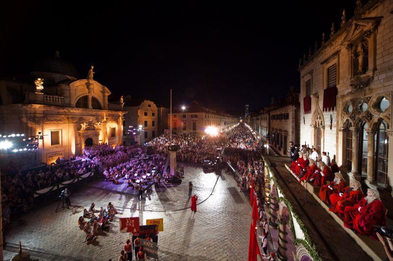 Dubrovnik Summer Festival Opens Tonight