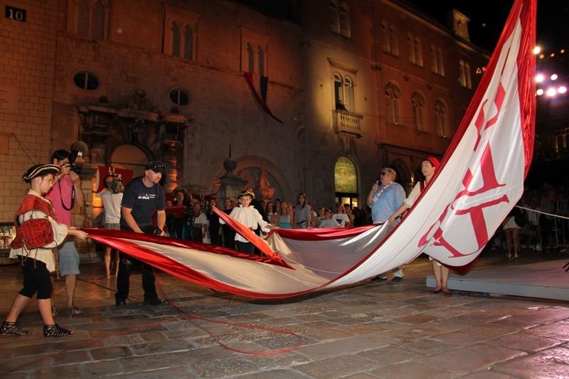 Dubrovnik Summer Festival: Opening Ceremony Rehearsal