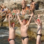 Red Bull Sidrun Amateur Water Polo Tournament Begins