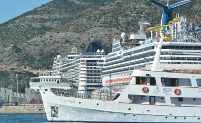 Gruz ship hostel Dubrovnik