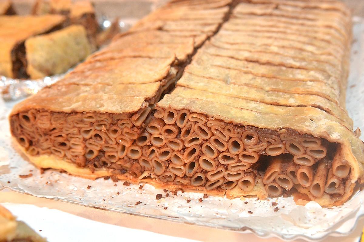 Croatian Stonska Torta Recipe — Dishmaps