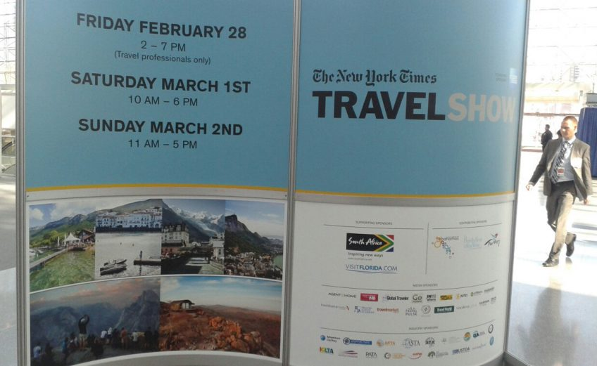Dubrovnik at New York Times Travel Show