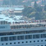 cruiser Dubrovnik Gruz