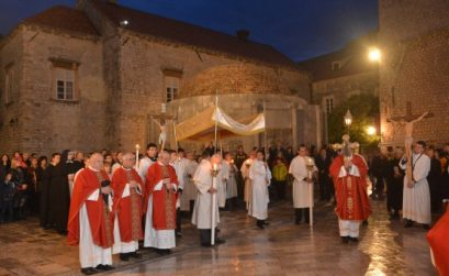 Good Friday rituals in Dubrovnik