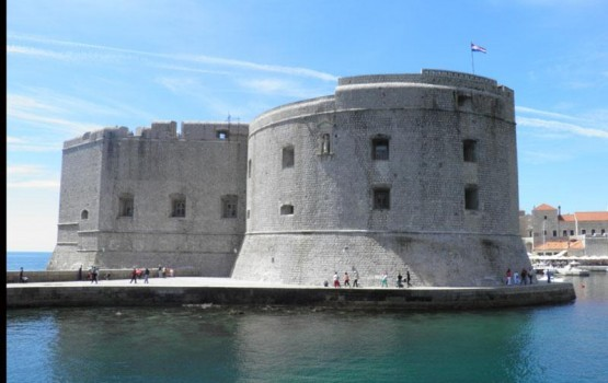 CNN recommends St. John Fort Dubrovnik as one of the most beautiful places in Croatia