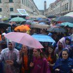 Meeting of Croatian Catholic Youth Dubrovnik 2014
