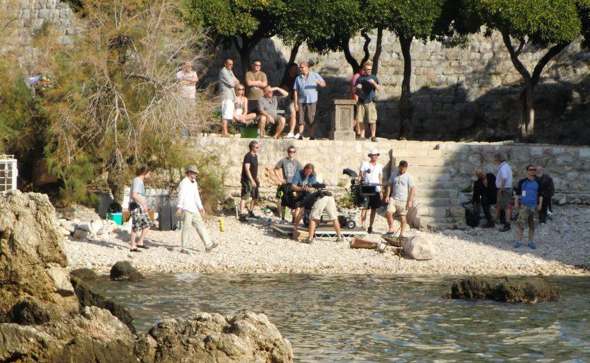 Game of Thrones Dubrovnik set