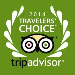 Hilton Travelers choice award