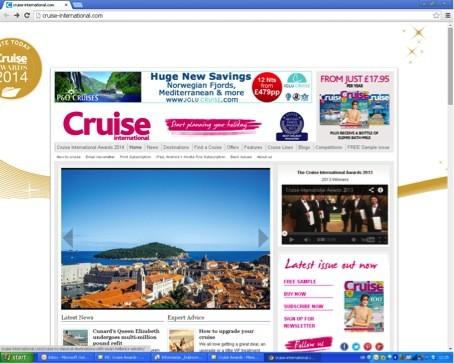 Dubrovnik best cruise destination