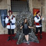 Iron Throne in Dubrovnik