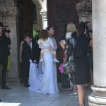 Fabiola Beracasa wedding