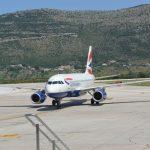 Millionth passenger, Dubrovnik airport